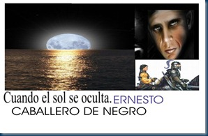 CABALLERO DE NEGRO