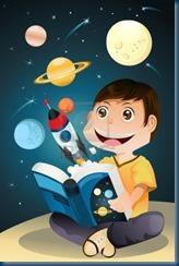 9537092-un-nino-leyendo-un-libro-de-ciencia-de-la-astronomia