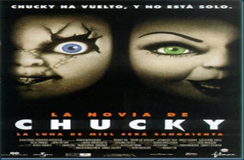 Chucky 4 La novia de Chucky