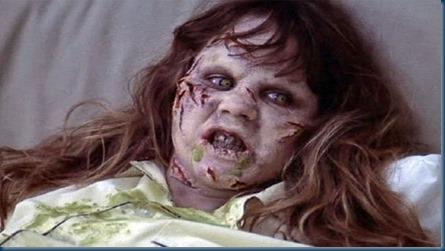 exorcista niña
