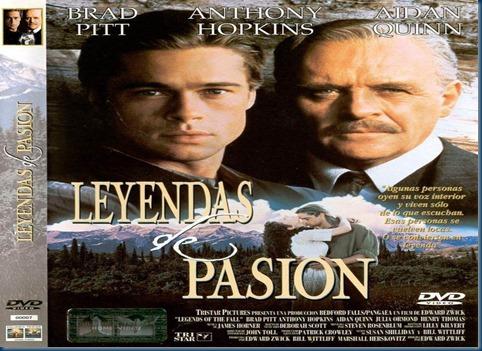 LEYENDAS DE PASION