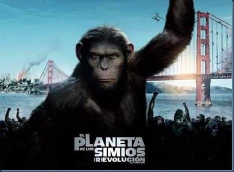 Planeta de los simios (R)Evolución